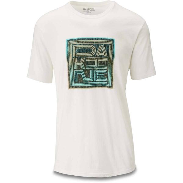 Dakine Linework Roots Herren T-Shirt Off White