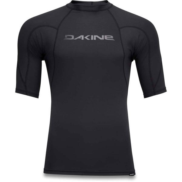 Dakine Heavy Duty Snug Fit S/S Herren Lycra Black