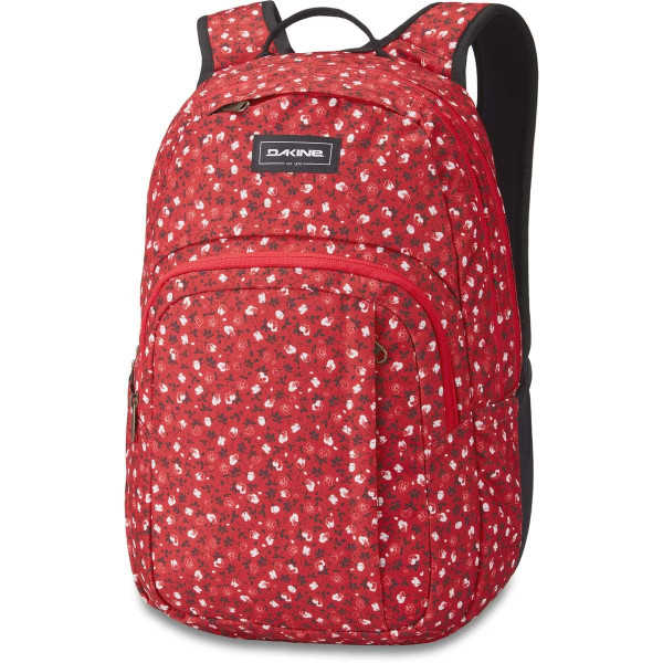 Dakine Campus M 25L Rucksack mit Laptopfach Crimson Rose