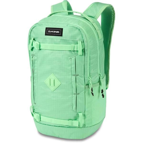 Dakine URBN Mission Pack 23L Rucksack mit iPad/Laptop Fach Dusty Mint Ripstop
