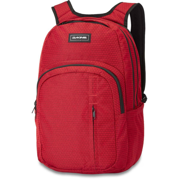 Dakine Campus Premium 28L Rucksack mit Laptopfach Crimson Red