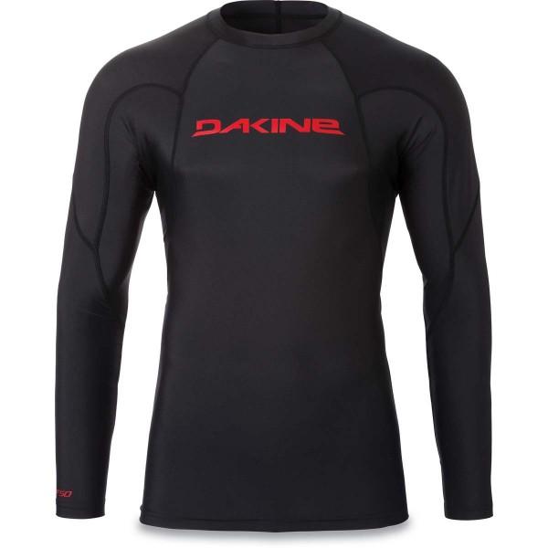 Dakine Heavy Duty Snug Fit L/S Kinder Lycra Black