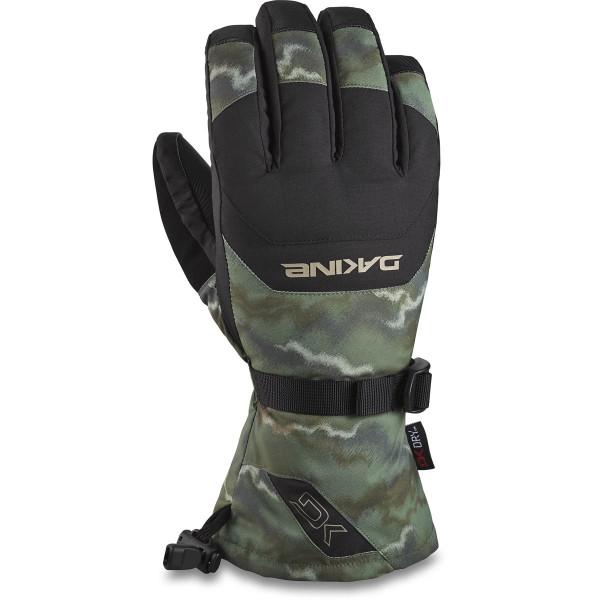 Dakine Scout Glove Ski- / Snowboard Handschuhe Olive Ashcroft Camo/Black