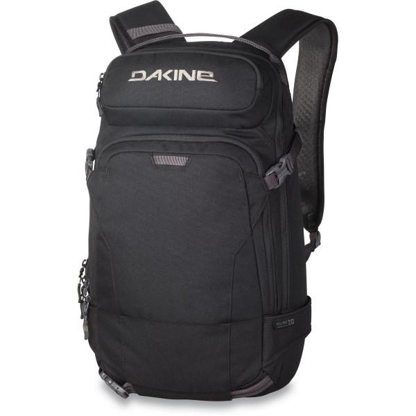 Dakine Heli Pro 20L Rucksack mit Laptopfach Black