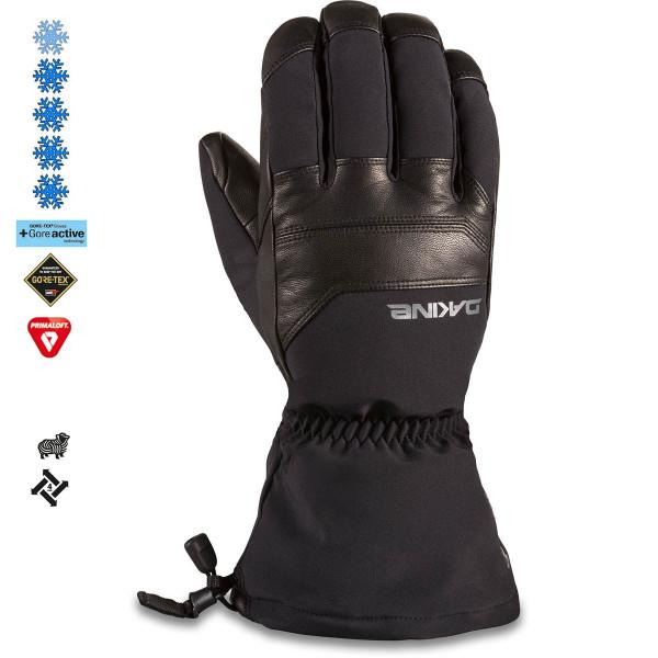 Dakine Excursion Gore-Tex Glove Herren Ski- / Snowboard Handschuhe Black
