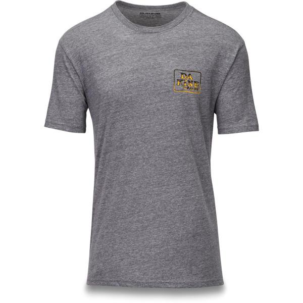 Dakine Est 79 T Shirt Herren Heather Grey