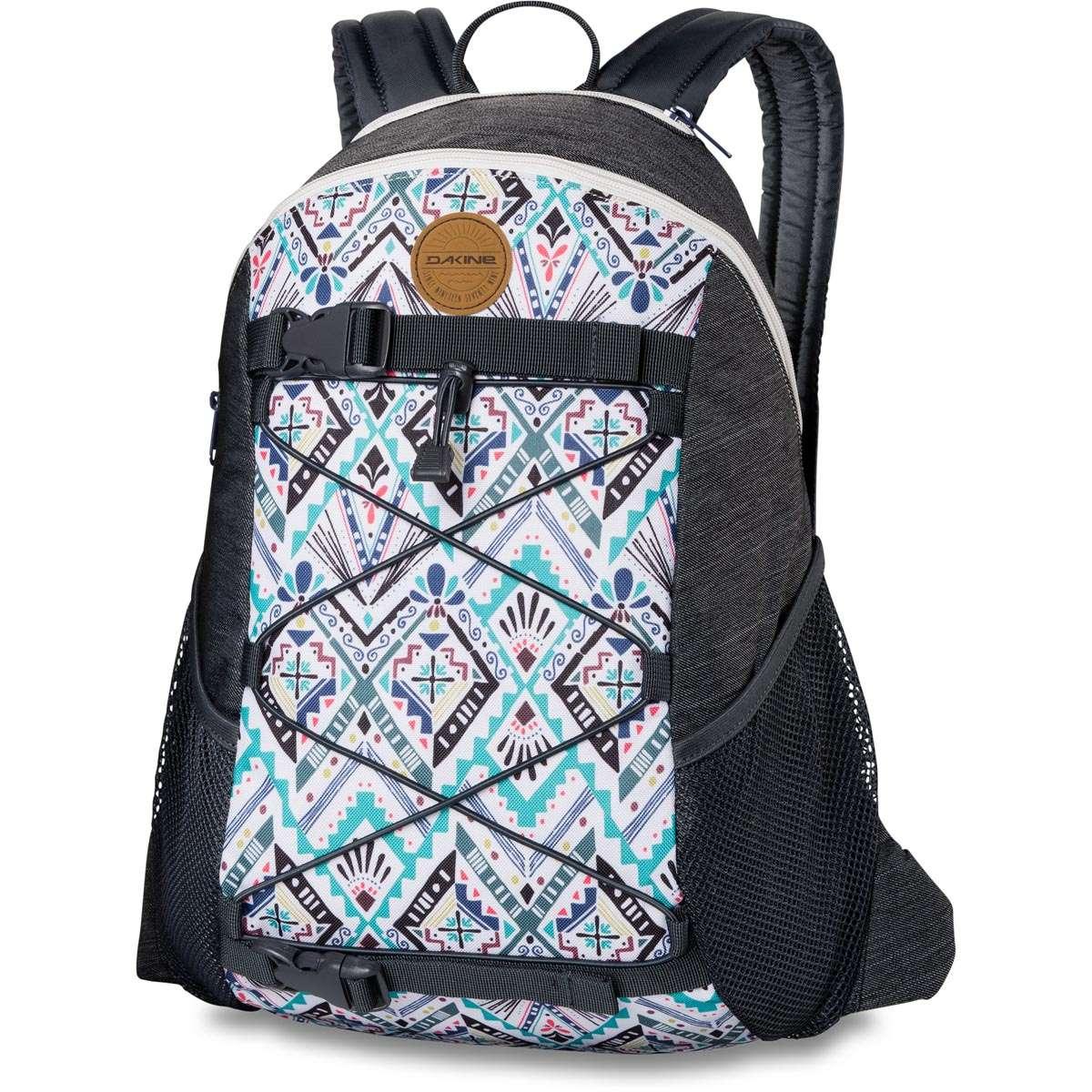 cfc8ed67f5543 dakine rucksack damen wonder pack viele Taschen Rucksäcke