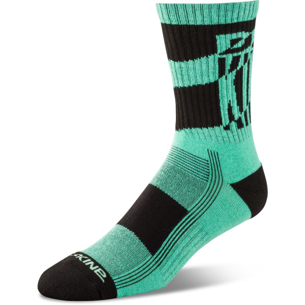 Dakine Step Up Sock Socken Electric Mint