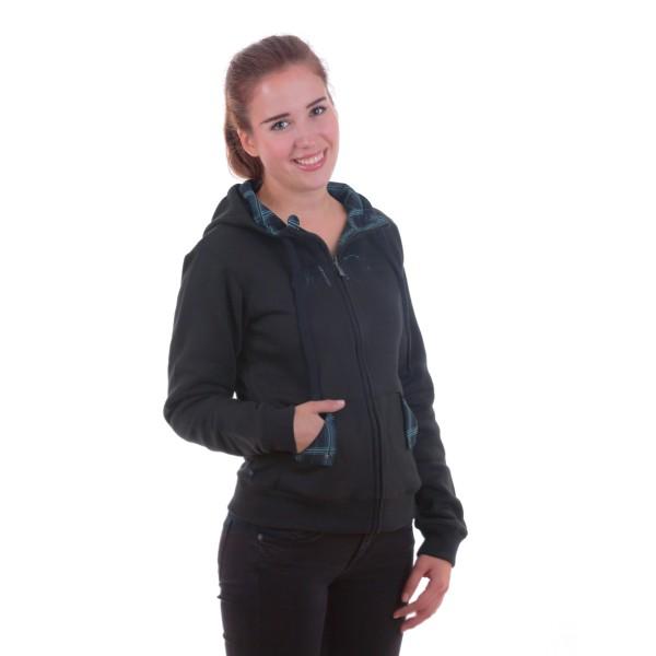 Dakine Womens Spectrum Hoodie Sweatshirt / Pullover Black
