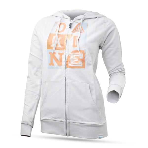 Dakine Womens Letter Icons Sweatshirt / Pullover Orange