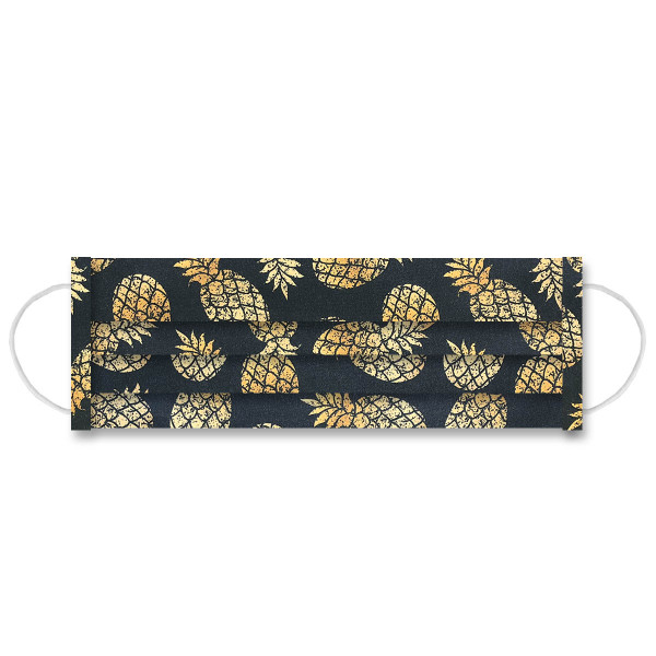 Dakine Shop Stoffmaske Golden Pineapple