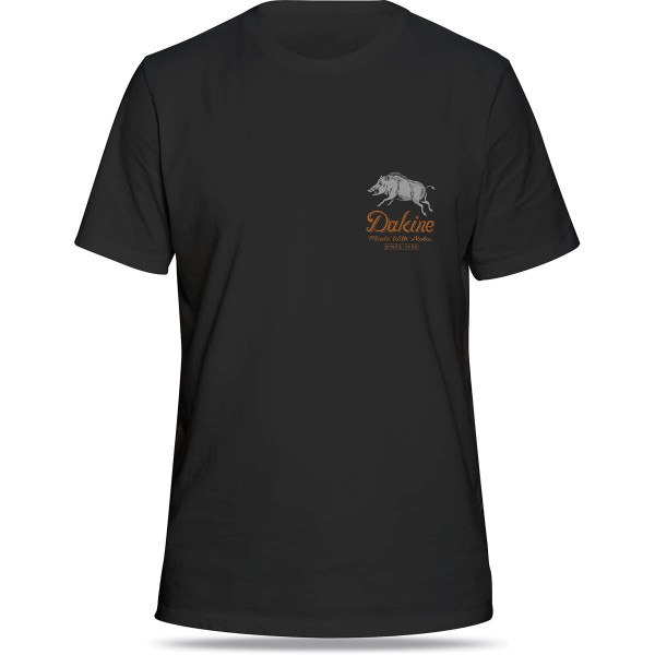 Dakine Full Boar Herren T-Shirt Black