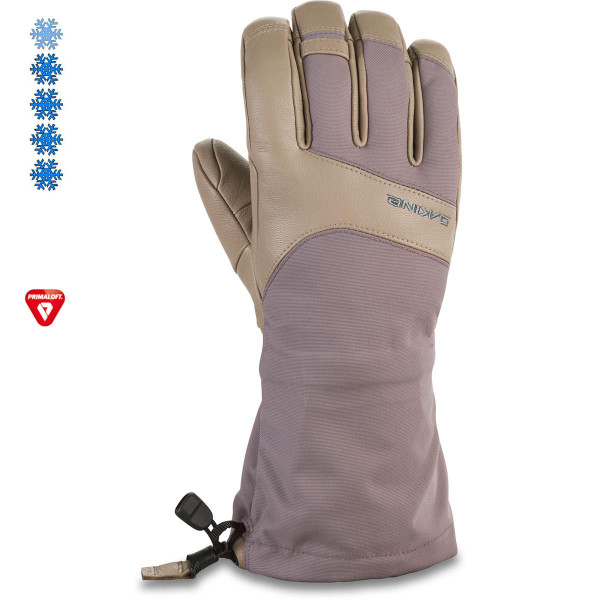 Dakine Womens Continental Glove Damen Ski- / Snowboard Handschuhe Stone / Shark