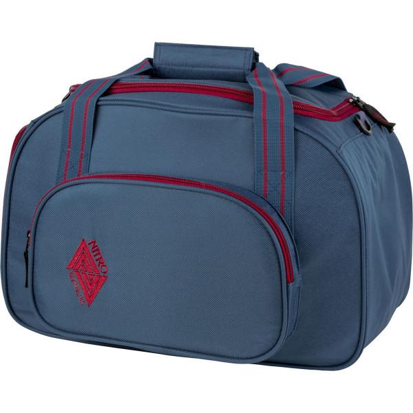 Nitro Duffle Bag Xs 35L Sporttasche Blue Steel