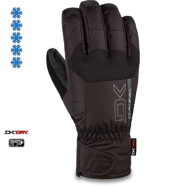 Dakine Scout Short Glove Ski- / Snowboard Handschuhe Black