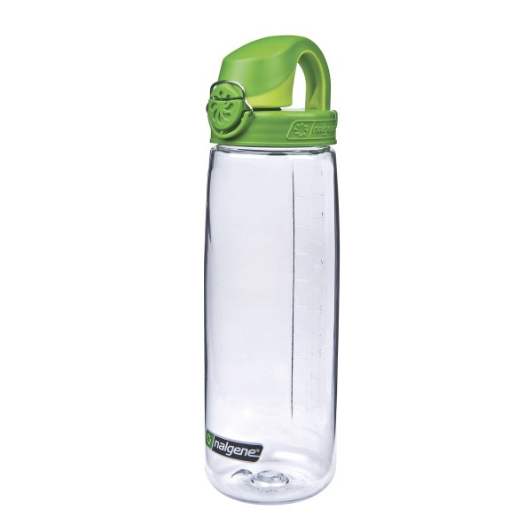 NALGENE® Everyday OTF 0,7L Trinkflasche Transparent/Green--1013909