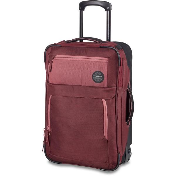 Dakine Carry On Roller 40L Reisetrolley / Koffer mit Laptopfach Burnt Rose
