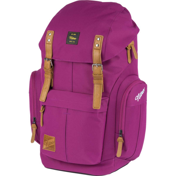 Nitro Daypacker 32L Rucksack mit Laptopfach Grateful Pink