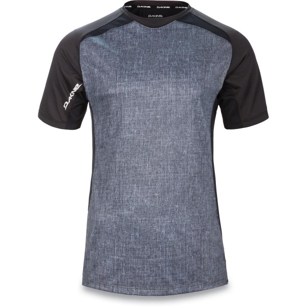 Dakine Charger S/S Jersey Herren Bike Jersey Carbon / Black