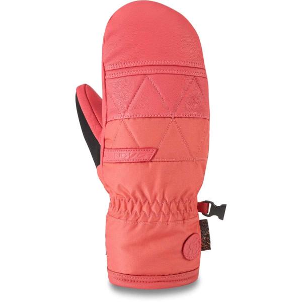 Dakine Fleetwood Mitt Damen Ski- / Snowboard Handschuhe Fäustlinge B4Bc Spiced Coral