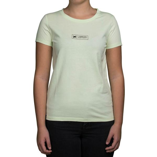 Nitro Stack W Tee 21 T-Shirt Soft Lime