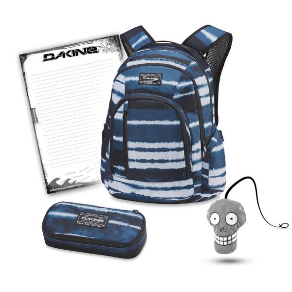Dakine 101 29L + School Case + Harry + Block Schulset Resin Stripe