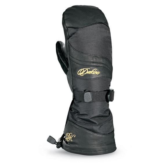 Dakine Cougar Mitt Damen Ski- / Snowboard Handschuhe Fäustlinge Black Größe S