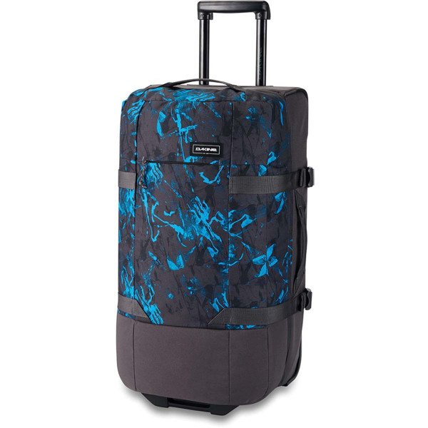Dakine Split Roller EQ 75L Reisetrolley / Koffer Cyan Scribble