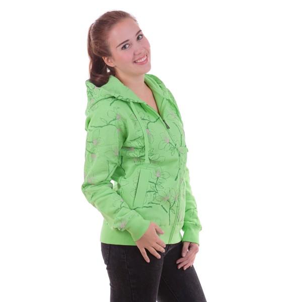 Dakine Womens Nectar Sweatshirt / Pullover Green