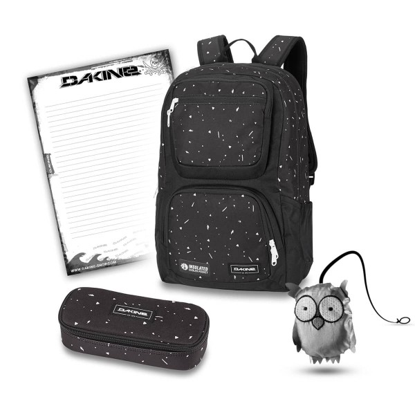 Dakine Jewel 26L + School Case + Emma + Block Schulset Thunderdot