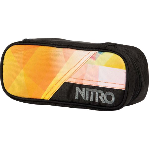 Nitro Pencil Case Federmäppchen Abstract