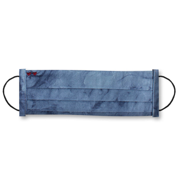 Dakine Shop Stoffmaske Blue Aquarell