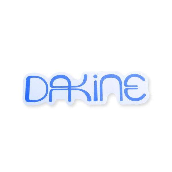 Dakine Lulu Medium Aufkleber Blue (17 x 5 cm)