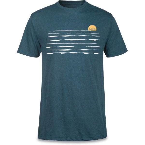 Dakine Moonrise Herren T-Shirt Navy Heather