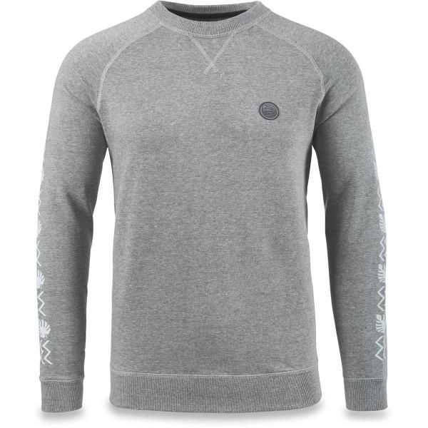 Dakine Carter Raglan Crew Herren Sweatshirt / Pullover Green Ash