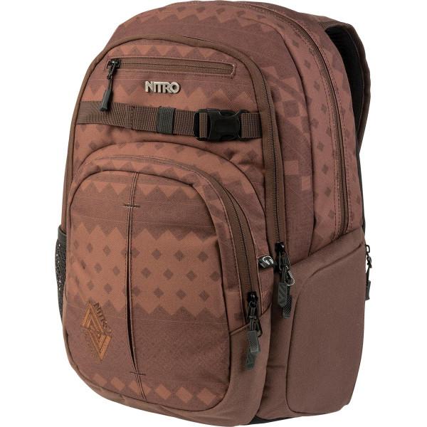 Nitro Chase 35L Rucksack mit Laptopfach Northern Patch