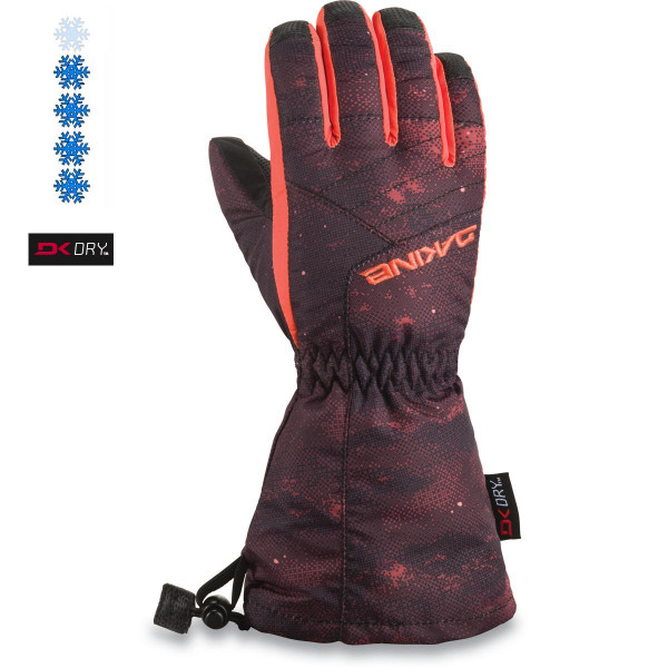 Dakine Tracker Glove Kinder Ski- / Snowboard Handschuhe Rowen