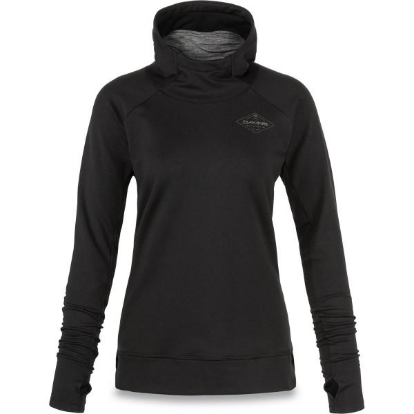 Dakine Callahan Fleece Damen Funktionsshirt Black