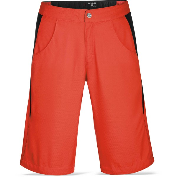 Dakine Siren Short Damen Bike Short mit Innenhose Poppy