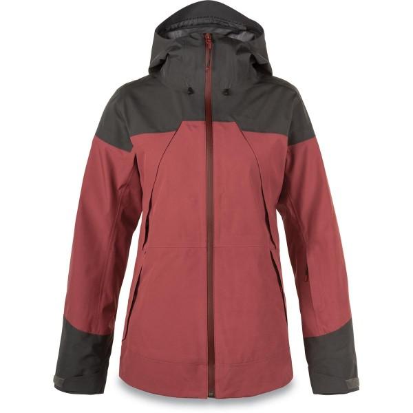 Dakine Beretta Jacket Damen Ski- / Snowboard Jacke Burnt Rose / Shadow