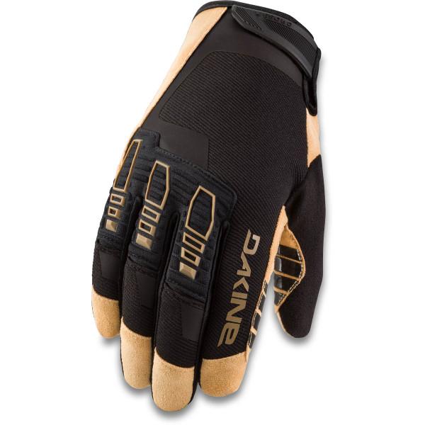 Dakine Cross-X Glove Herren Bike Handschuhe Black / Tan