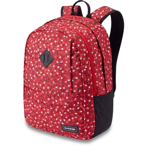 Dakine Essentials Pack 22L Rucksack mit Laptopfach Crimson Rose