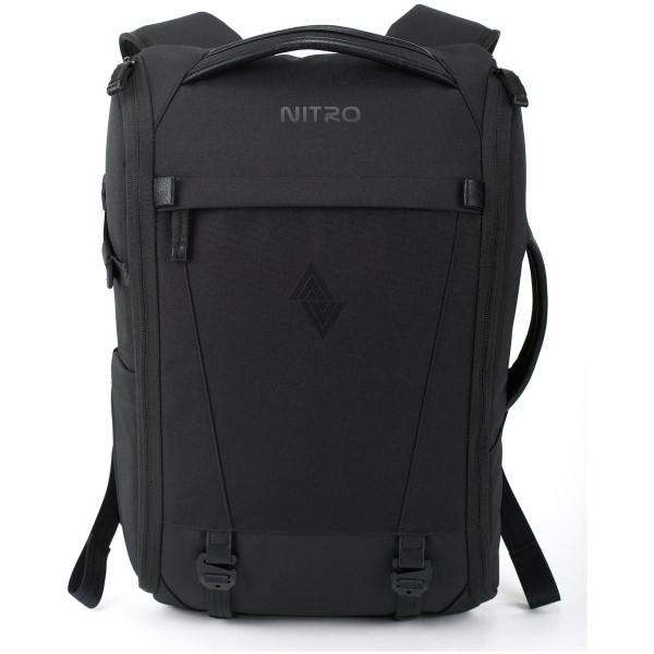 Nitro Remote Pack 20L Foto Rucksack ohne Einsatz Black