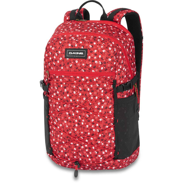 Dakine WNDR Pack 25L SMU Rucksack mit iPad/Laptop Fach Crimson Rose