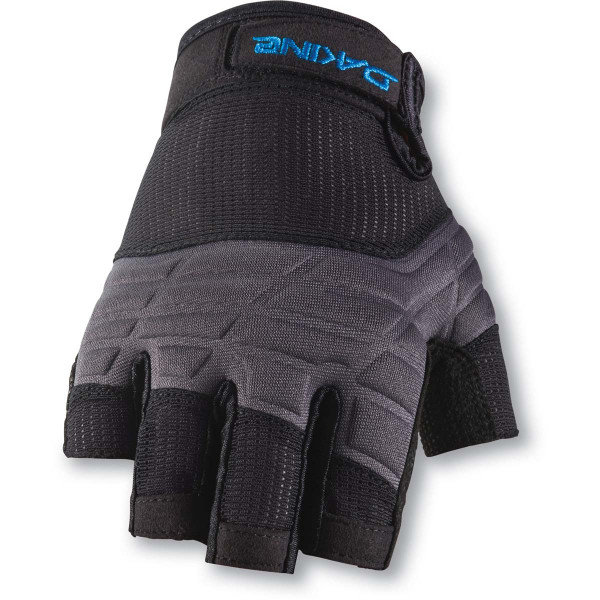 Dakine Half Finger Sailing Gloves Windsurf / Kite Handschuhe Black