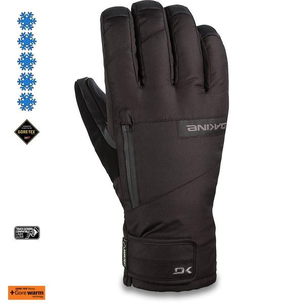 Dakine Titan Short Ski- / Snowboard Handschuhe Black