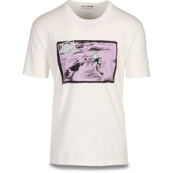 Dakine Ninety Four T Shirt Helm Off White