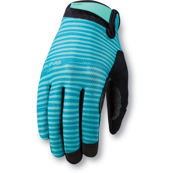Dakine Womens Aura Glove Bike Handschuhe Aqua Green