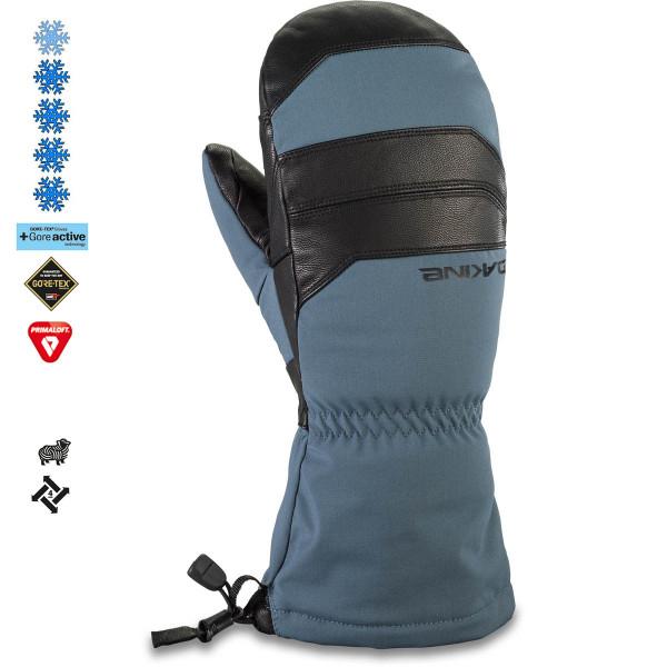 Dakine Excursion Mitt Herren Ski- / Snowboard Handschuhe Black / Dark Slate
