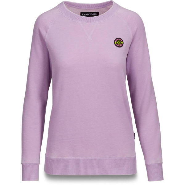 Dakine Constance Crew Neck Fleece Damen Sweatshirt / Pullover Lavendula
